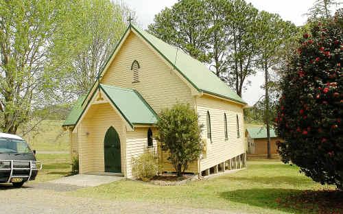 Milestone: All Saints Upper Orara will celebrate 100 years of worship on November 28.
