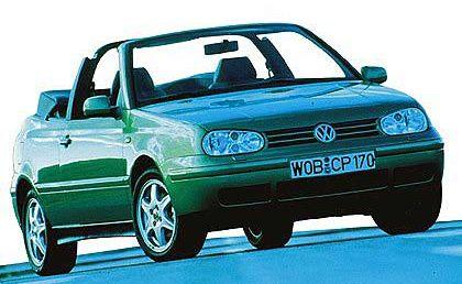 Volkswagen will bring back the Golf cabriolet next year.
