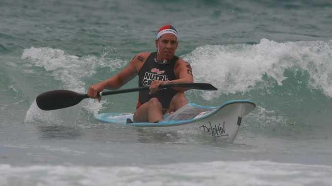 Coast Ironman Mitchell Miller.