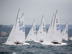Entry numbers are strong for the Marinepool Etchells Australasian Winter Championship held in June.