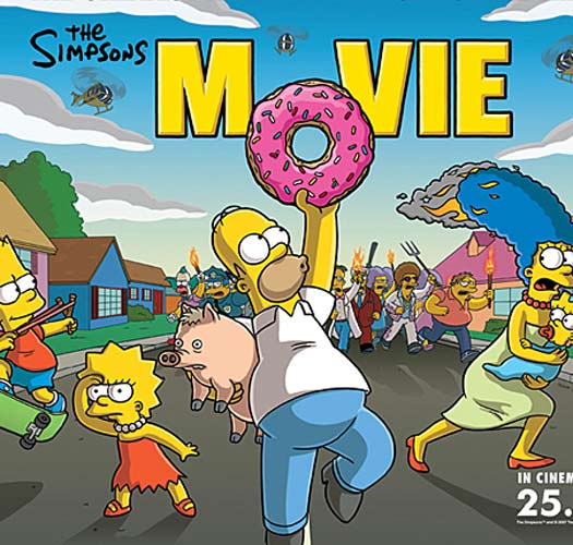 The Simpsons.