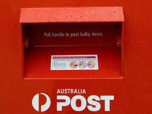 Online shopping contributed to festive mail spike