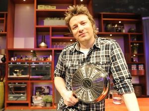 Jamie Oliver's message for Cherbourg