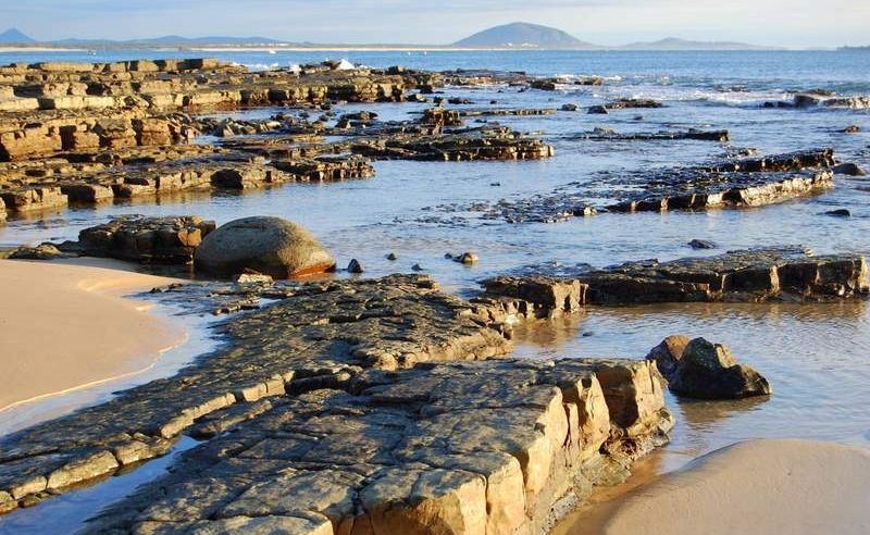 The Sunshine Coast is famous for its beaches and natural beauty.