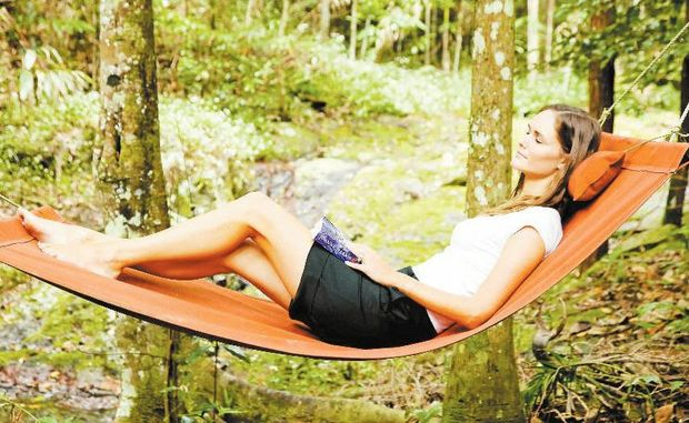 Narrows Escape Rainforest Retreat promises full relaxation during your stay.