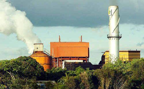 The Maryborough Sugar Factory