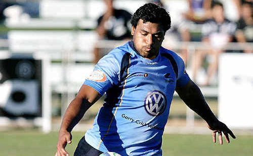Toese Lealamanua adds experience to the Rays sevens team.