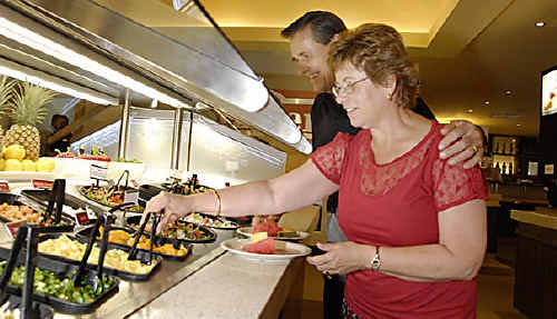 Gladstone residents would love to have a Sizzler restaurant in town.