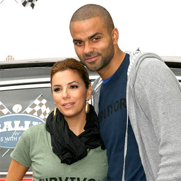Desperate Housewives star Eva Longoria and basketball star Tony Parker called it quits after three years of marriage. They battled rumors of infidelity.