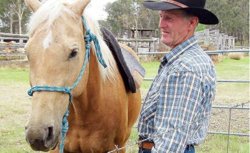 Allan Heath enjoyed the Widgee Pony Club's big event last weekend, attracting scores of competitors.