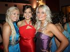 Jacinta Berry, Kirsty Pacholke and Kelly-Ann Liddle.