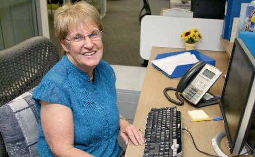 Editorial assistant Sue Murray has retired after 35 years with the Daily Mercury.