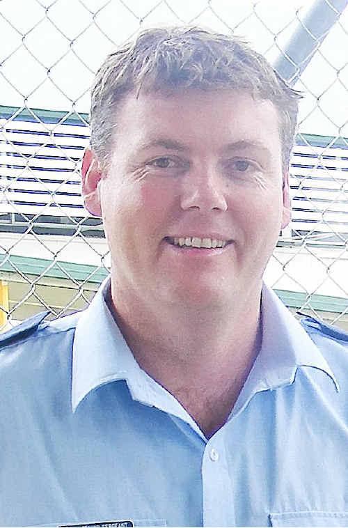 Senior Sergeant Stewart Day