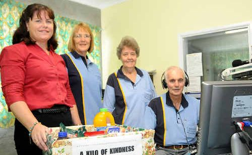 The Gympie Times' Debbie Rowlands talks to Cooloola Christian Radio's Noela Hooper, Ruth Thomason and Gordon Thomason about the Christmas appeal.
