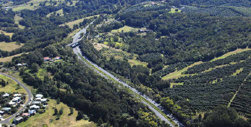 Work on the Coffs Harbour bypass will only begin once the rest of the Pacific Highway has been upgraded.