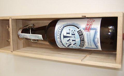 Australian Nail Brewing Company's limited edition Antarctic Nail Ale.