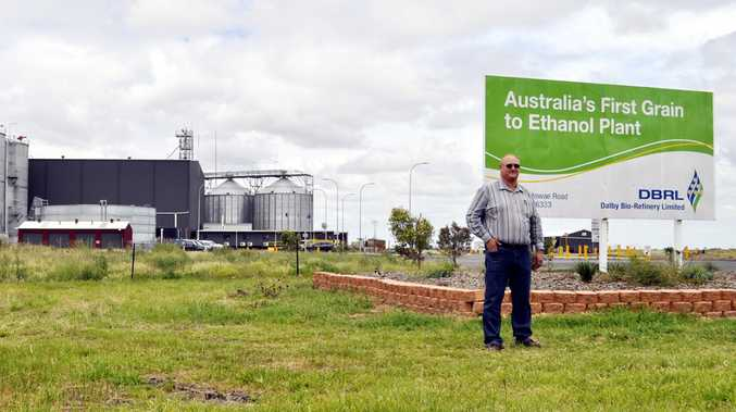 Western Downs Ethanol group director David Campbell is hopeful the group will meet the new target date for submissions to purchase the Dalby Bio-Refinery.