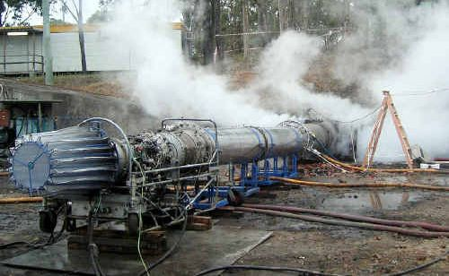 The GAG-jet inert gas generating unit arrived in New Zealand along with 16 volunteers who will use the unit to access inside the mine to recover the 29 bodies at Pike River mine.