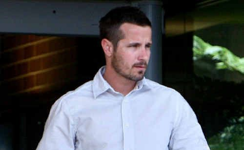 Darren Roberts was sentenced yesterday for a driving incident on Mackay-Bucasia Road.