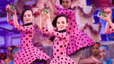 Toowoomba School of Dance offers Kinder Ballerina classes for children aged 3-5 years.