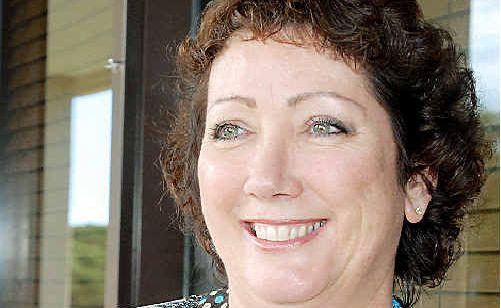 Planning and development portfolio councillor Diane Hatfield.