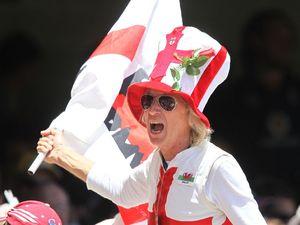 England claim series whitewash