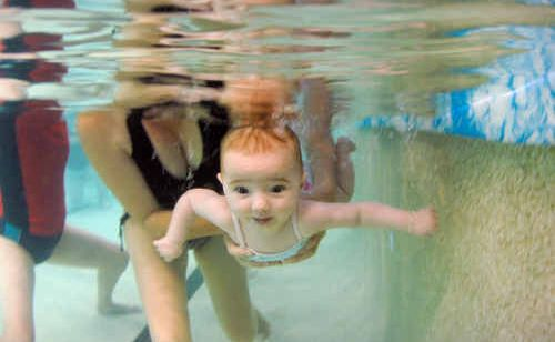 A new report has found 20 per cent of children cannot swim 50 metres.