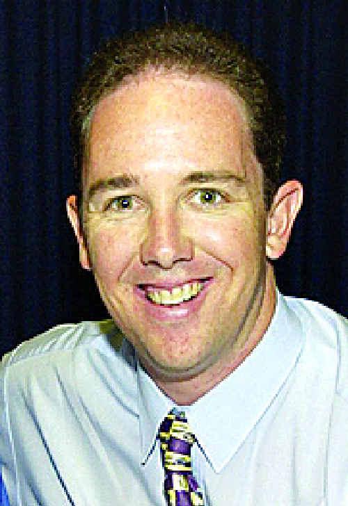 Sunshine Coast Sea Eagles CEO Justin Veivers.
