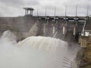 Wivenhoe Dam water storage at 79%