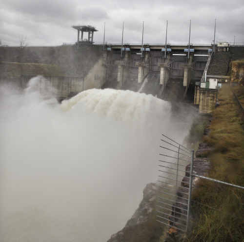 Potential new dams to protect Brisbane and Ipswich