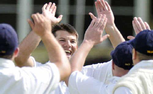 Met-Easts player Peter Reimers has been selected in the Queensland Country team alongside Railways' Brendan Jones.