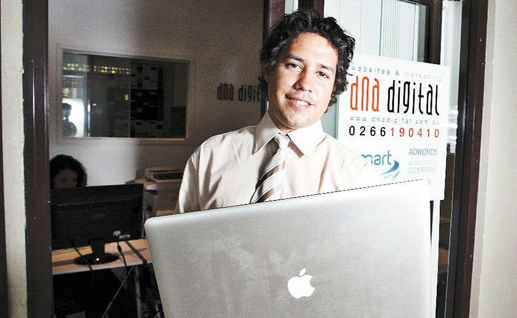 Dylan O'Donnell of DNA Digital.
