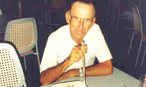 REMEMBERED FONDLY: Former CQ News sports contributor John Campbell will be sorely missed by the Emerald community. cont