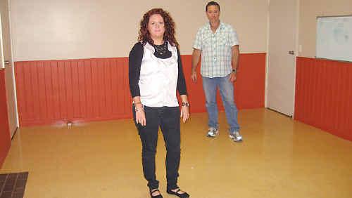 Amanda Dalton and Perry Bowe hope Toowoomba residents can provide furniture for vulnerable Toowoomba teens.