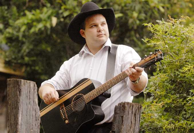 Toowoomba's James Anderssen is looking forward to the first Toowoomba Country Music Rampage on Saturday.