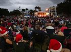 Carols by candlelight on the Coast