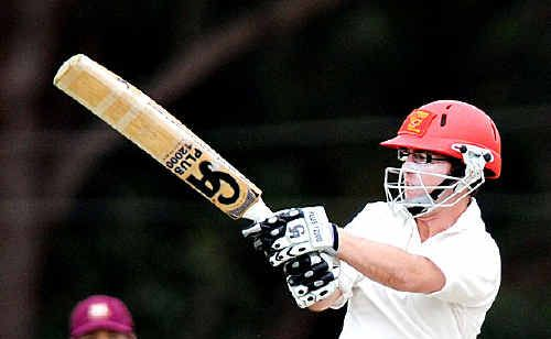 Scorchers captain Gerard Flegler is uncertain whether he will be fit to play against Redland today.