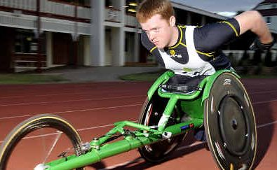 Toowoomba athlete Sam Carter is gearing up for next month's IPC World Championship, his first major international event at senior level.