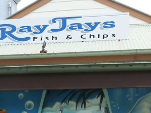 Beach delicacy a must at Ray Jays