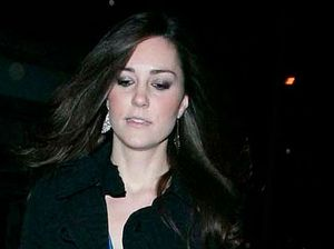 Prince William's wife Kate Middleton on News' hacking list