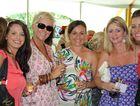 Alana Boyd, Maria Harvey, Chelsea Hunter, Debbie Battaglini and Min Swan enjoying their time at the PGA Ladies Lunch at the Hyatt Regency Coolum.