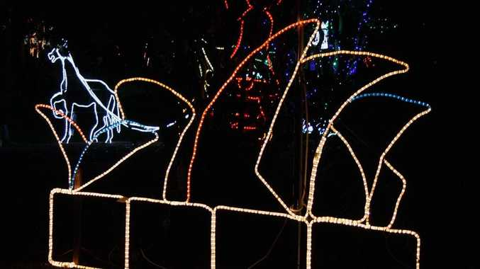The Christmas Wonderland of Lights is back in 2013.