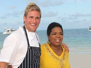 WE WERE THERE: Oprah puts Whitsundays on the map