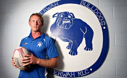 Beerwah captain-coach Scott Hirst would love to see more players coming to the club.