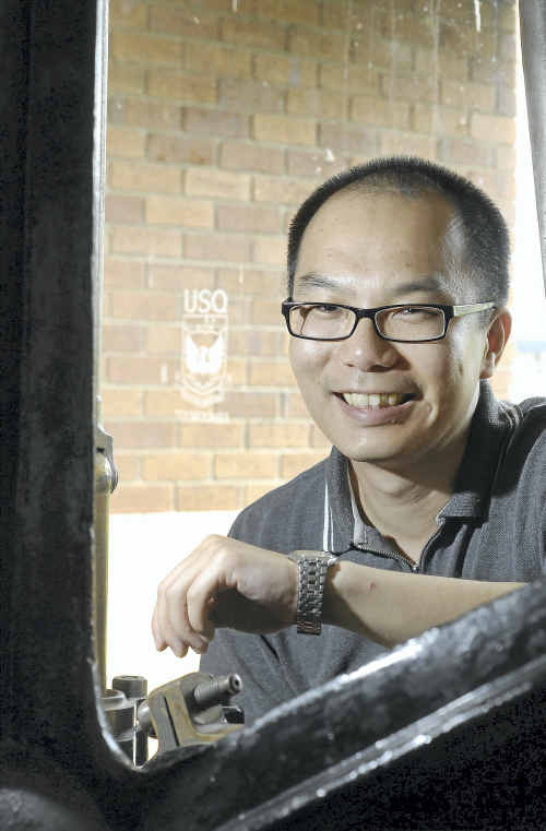 USQ lecturer Steven Goh will spend New Years on Mount Everest with his brother, before returning to Toowoomba on January 11.