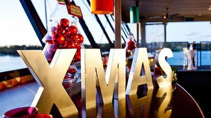 Celebrate Christmas at The Boathouse Floating Restaurant.