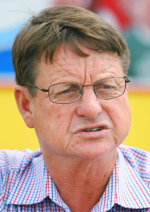 Former Rockhampton MP Robert Schwarten