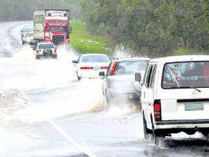 Upgrades begin on highway between Elliott River, Foleys Rd