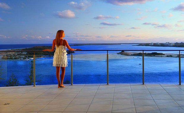 The Caloundra resort - Monaco.