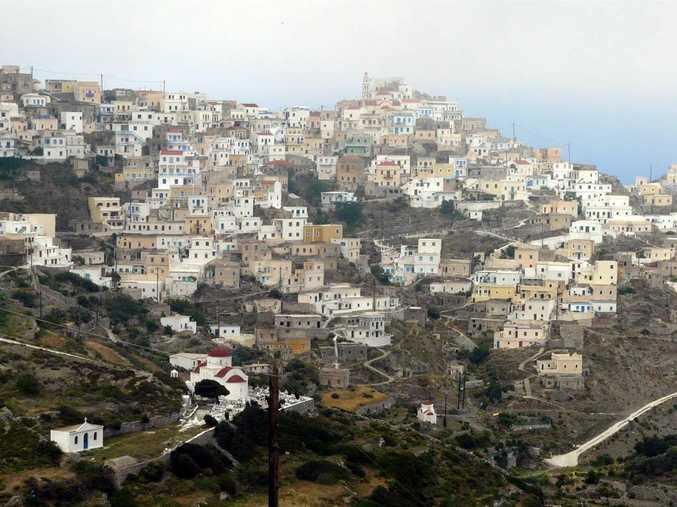 The forgotten city of Olympos.